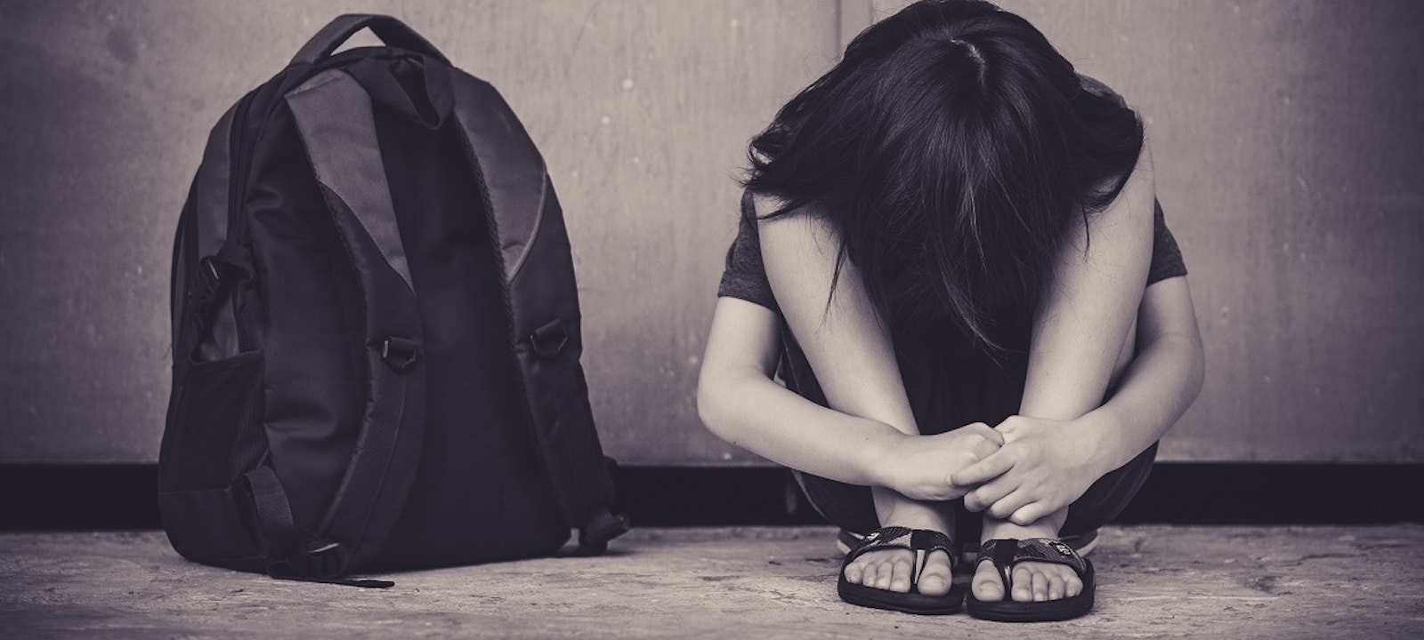 Child bullied and abused at school