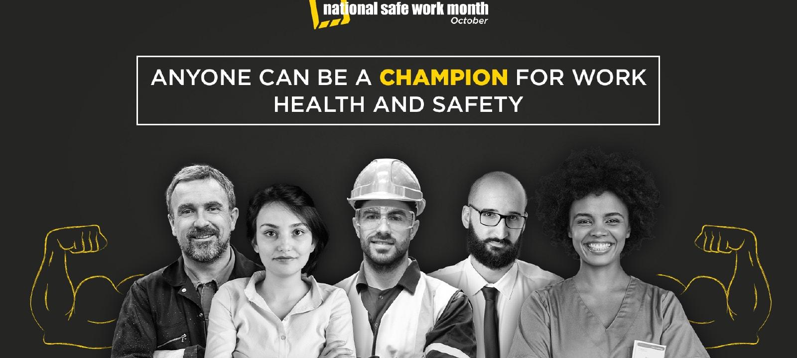 National Worksafe Month