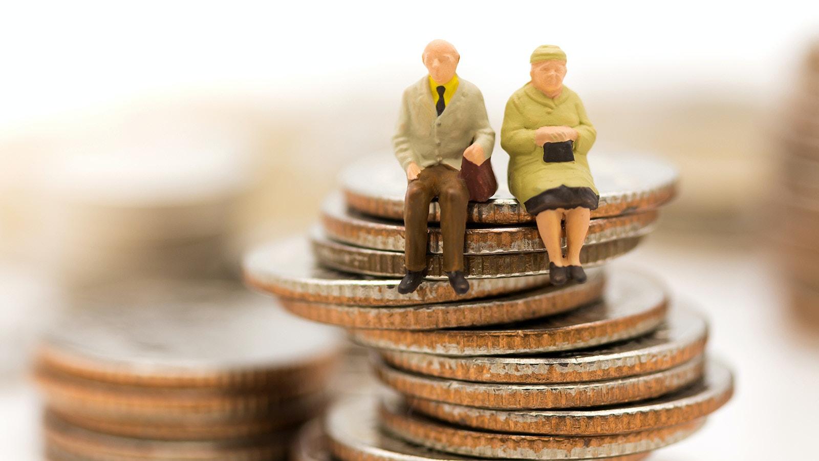 Superannuation savings insurance