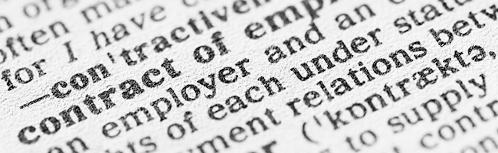 Contract Employment Blog