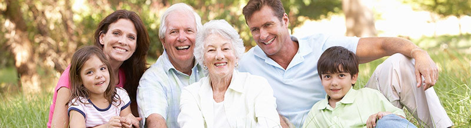 Family Grandparents Estate Planning