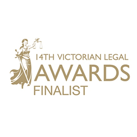 14Th Victorian Legal Awards Finalist Logo Rs