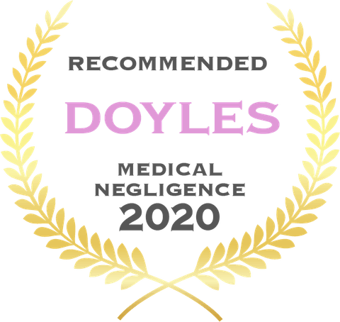 Medical Negligence Recommended 2020