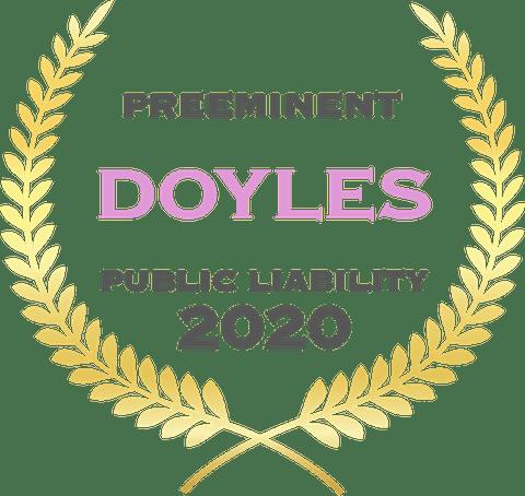 Public Liability Preeminent 2020